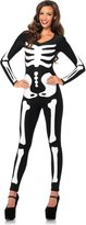 Leg Avenue womens Glow In the Dark Skeleton Catsuit X-Small