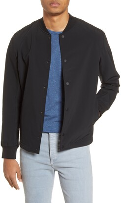 Rag & Bone Tech Focus Slim Fit Bomber Jacket