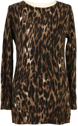 Ungaro Brown Wool Knitwear for Women