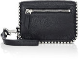 Alexander Wang Women's Fumo Zip-Around Mini-Wallet