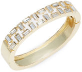 RJ Graziano Crystal Bangle Bracelet