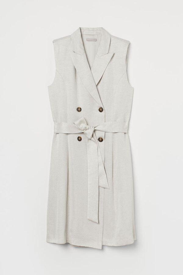 Thumbnail for your product : H&M Sleeveless jacket dress