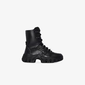 Rombaut black Boccaccio II leather boots