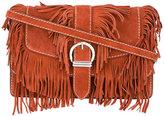 Barbara Bui fringed cowboy shoulder bag