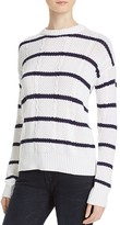 Rails Natasha Crew Stripe Sweater