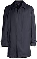 Brioni Lined Raincoat