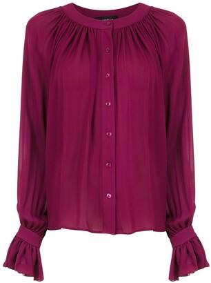 Olympiah Spinello silk shirt