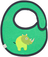 Lassig 8.2'' Green Rhino Waterproof Bib