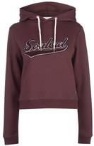 Soul Cal Soulcal SoulCal Varsity Towel Logo Hoodie