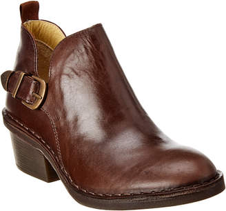 Fly London Dart Leather Bootie