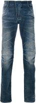 Pierre Balmain biker jeans - men - Cotton/Spandex/Elastane - 30