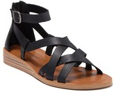 Lucky Brand Hadzy Leather Sandal