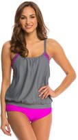 Next Barre to Beach Double Up Tankini Top 8136220