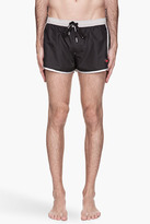 Diesel black and grey BMBX Reef swim Shorts