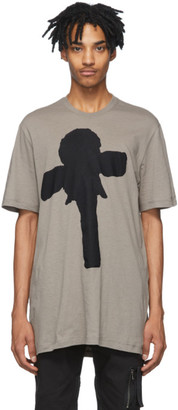 Julius Grey Graphic T-Shirt