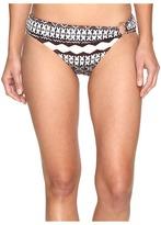 Lauren Ralph Lauren Primitive Stripe Ring Hipster Women's Swimwear