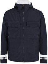 Stone Island Navy Shell Jacket