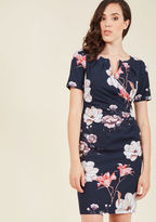 Adrianna Papell Scholarly Celebration Floral Sheath Dress in 12
