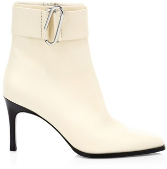 3.1 Phillip Lim Alix Leather Ankle Boots