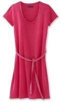 Petit Bateau Womens lacquered linen dress