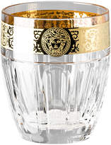 Versace Gala Prestige Whisky Tumbler - Clear