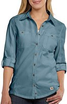 Carhartt Women's Long Sleeve Minot Shirt