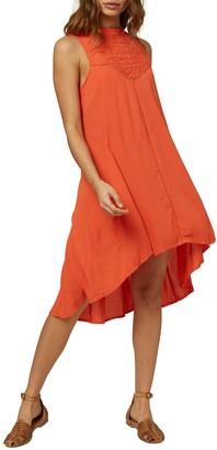 O'Neill Issa Woven Dress