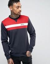 New Era Poly Sweatshirt With Yankees Panel Logo