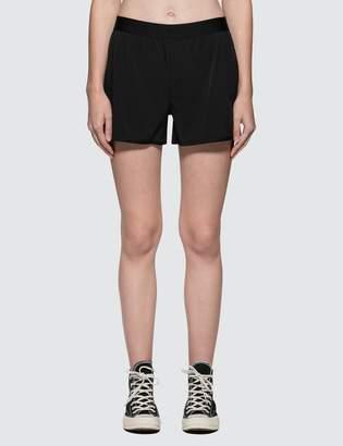 Calvin Klein Logo Wb Wvn Shorts