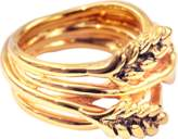 Aurelie Bidermann Large Wheat ring