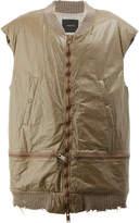 Undercover padded vest
