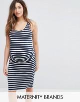 Mama Licious Mama.licious Mamalicious Organic Tank Dress
