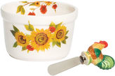 Pfaltzgraff Rooster Meadow Dip Mix Set