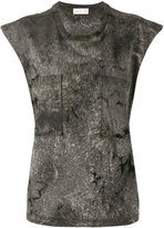 Drifter Ignus sleeveless t shirt - women - Cotton - L