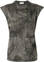 Drifter Ignus sleeveless t shirt - women - Cotton - M