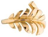 Chanel 18K Plume de Ring
