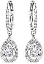Swarovski Attract Light Drop Statement Earrings