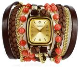 Winky Designs Coral Wrap Watch