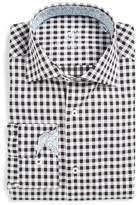 Bugatchi Oxford Trim Fit Dress Shirt