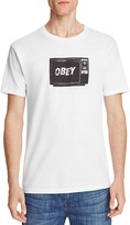 Obey TV Graphic Tee