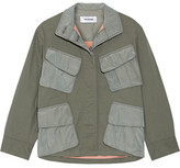 Tim Coppens Shell-Paneled Stretch-Cotton Jacket
