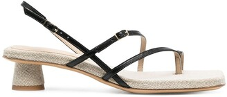 Jacquemus Strappy Slingback Sandals