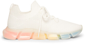 Steve Madden Popsicle White Multi