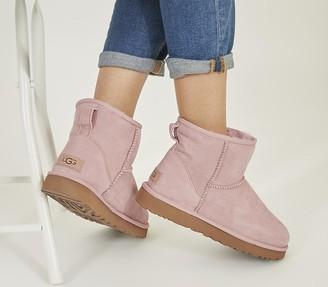 UGG Classic Mini II Boots Pink Crystal