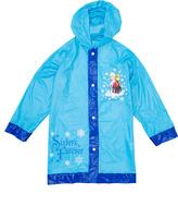 FANTASIA Blue Elsa & Anna 'Sisters Forever' Rain Coat - Girls