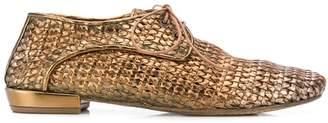 Marsèll woven oxford shoes