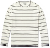 Tomorrowland - Striped Knitted Sweater