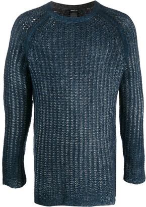 Avant Toi Chunky Knit Sweater