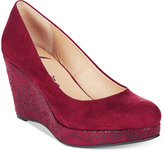American Rag Kenna Platform Wedge Pumps, Only at Macy's