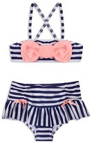 Hula Star Girls' Ships Ahoy 2-Piece Swimsuit - Little Kid